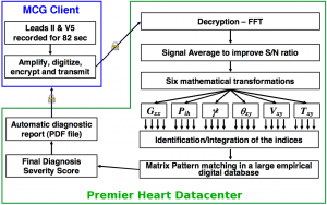 Premier Heart Datacenter Flow Chart